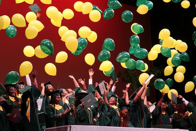 New record set for Duval Schools' graduation ratev