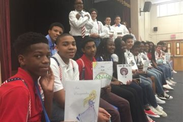 Kirby Smith Rising Readers rise to promote literacy