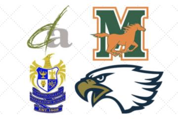 Screenshot of the following school logs: Douglas Anderson, Mandarin, Paxon and Stanton