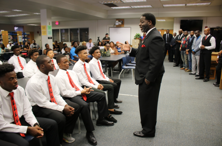 First Coast High welcomes new class of 5000 Role Models