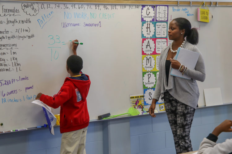 """New hope, more resources for four schools through $2.5 million """"Schools of Hope"""" grant"""