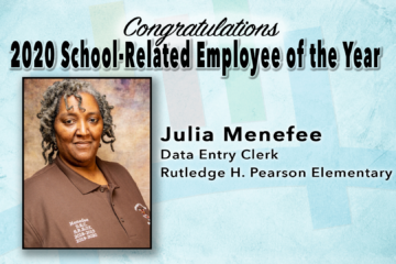 School-related employee of the year