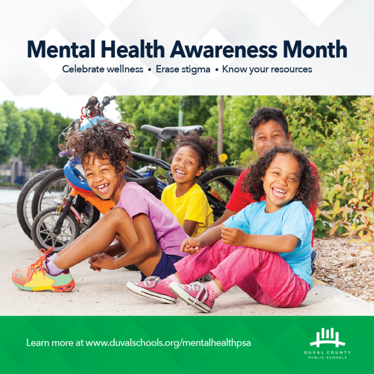 Mental Health Awareness Month 2020