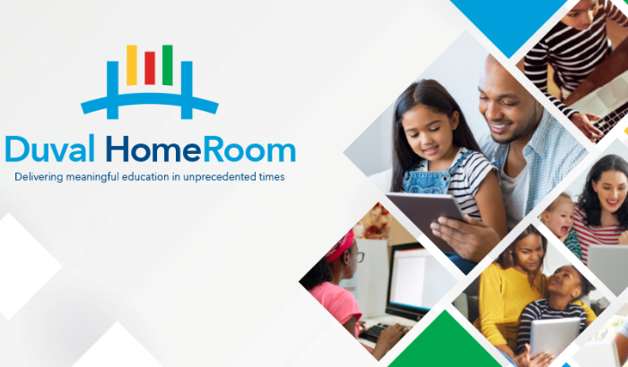 Duval HomeRoom logo