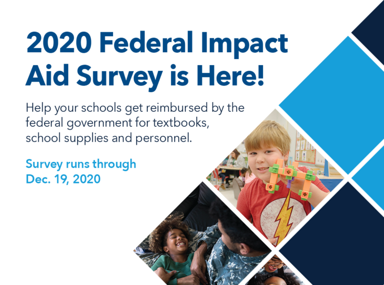 Federal Impact Aid Survey is here