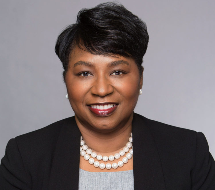 Head shot of Duval superintendent, Dr. Diana Greene