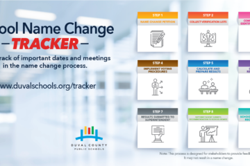 District launches school name change tracker